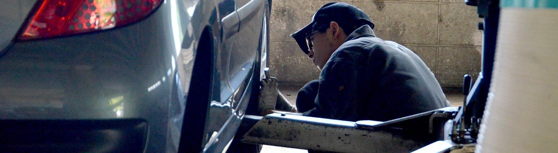 自動車修理サービス